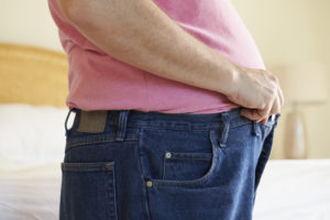 is a side effect of Nuedexta weight gain